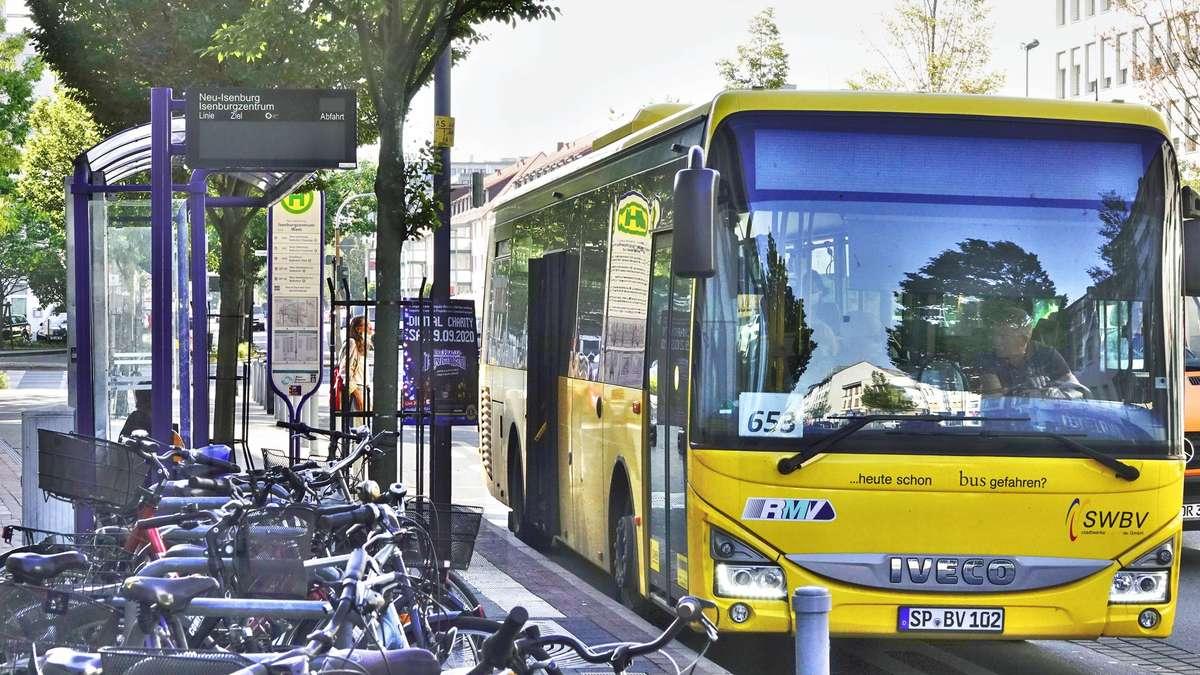Neu Isenburg Bus