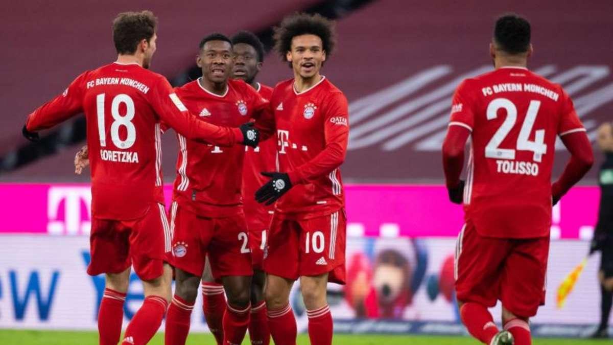 Fc Bayern Mainz 2021
