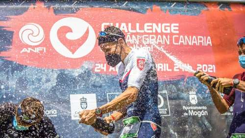"Triathlon-Star ""am Limit"": Frodeno-Sieg auf Gran Canaria"